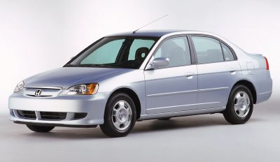 2003 Honda Civic Hybrid Review