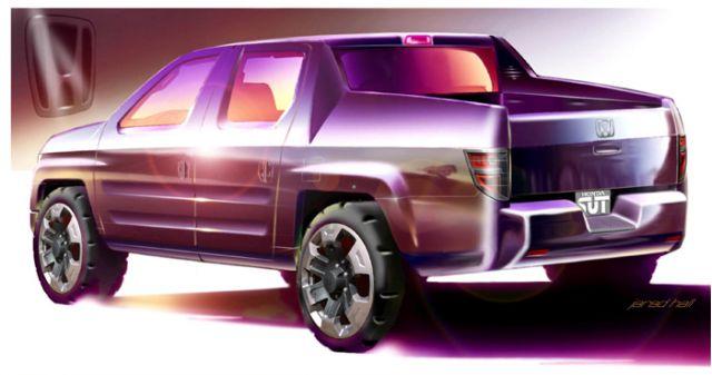 2003 Honda SUT concept