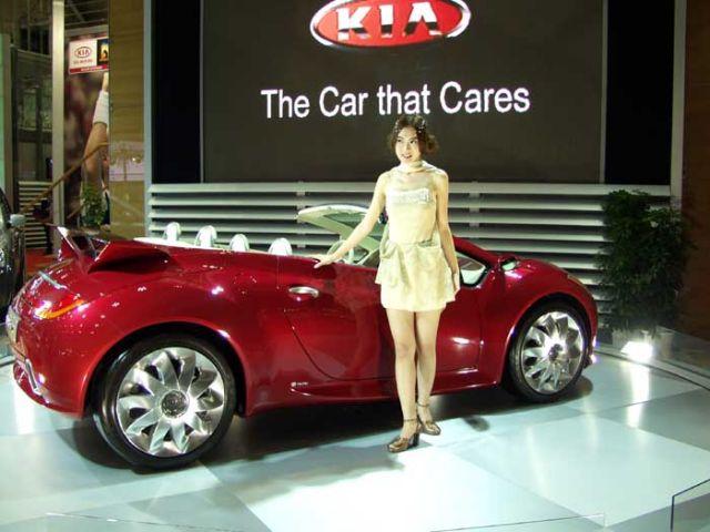 2003 Kia KCV3 concept