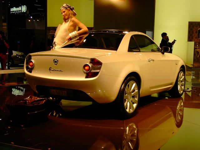 2003 Lancia Fulvia concept
