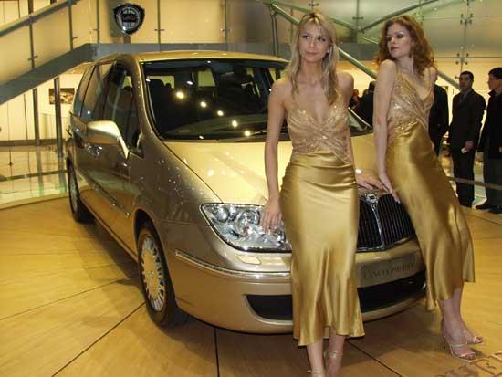 2003 Lancia Phedra