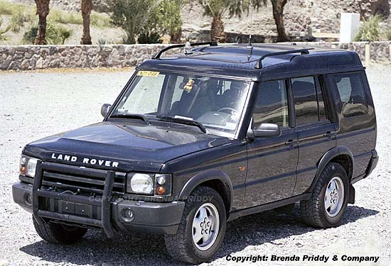 Image: 2003 Land Rover Discovery, size: 550 x 375, type: gif, posted