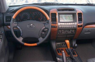 2003 Lexus GX470