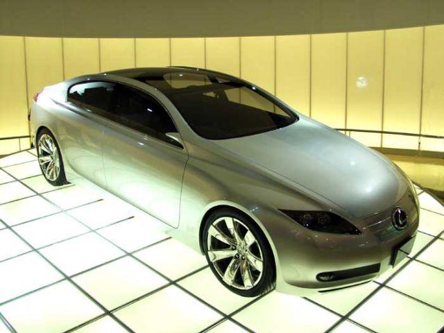 2003 Lexus LF-S concept