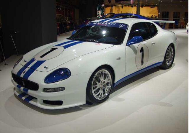 2003 Maserati Trofeo