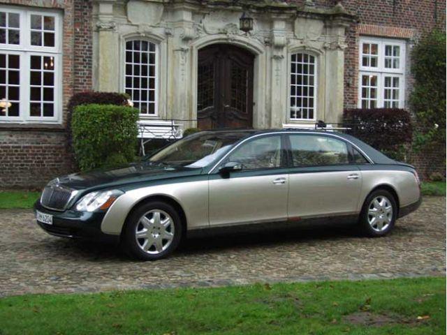 2003 Maybach M62