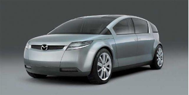 2003 Mazda Washu concept