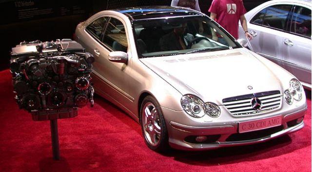 2003 Mercedes-Benz C30 CDi