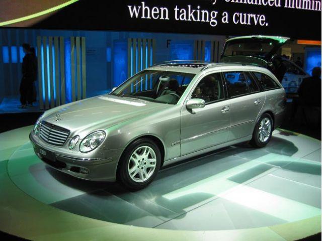 2003 Mercedes-Benz E-Class Wagon