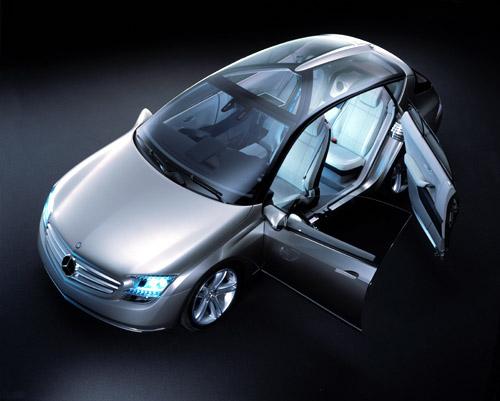 2003 Mercedes-Benz F500