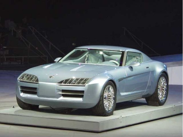 2003 Mercury Messenger concept