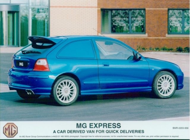 2003 MG Express