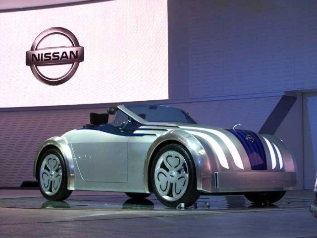 2003 Nissan G2 concept