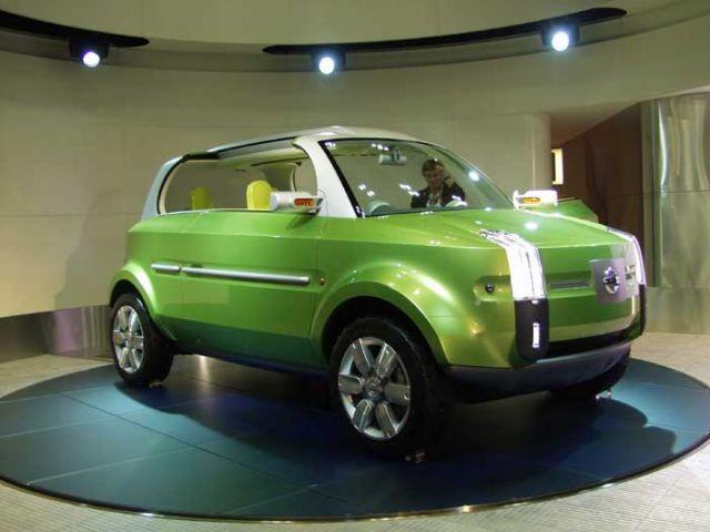 2003 Nissan Redigo