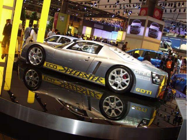 2003 Opel ECO-Speedster Concept