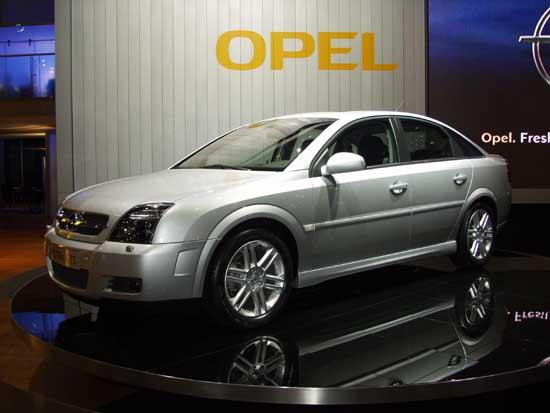 2003 Opel Vectra