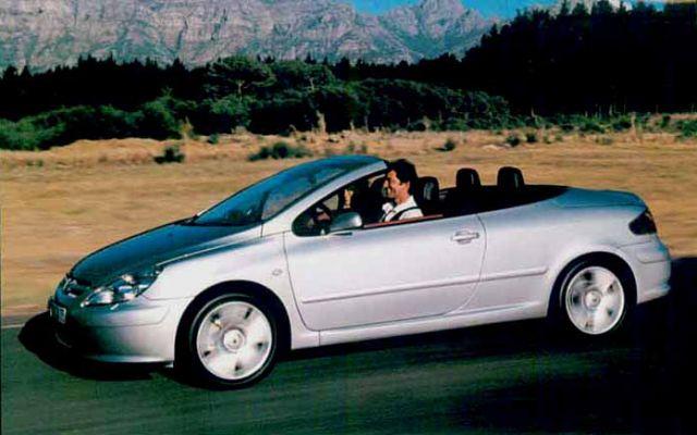 2003 Peugeot 307 CC