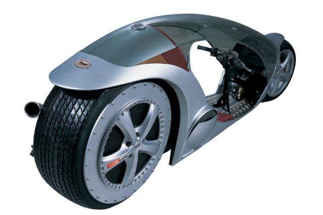 2003 Sbarro concept