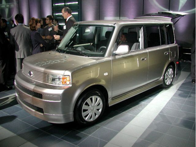 2003 Scion xB