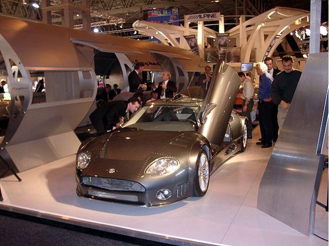 2003 Spyker