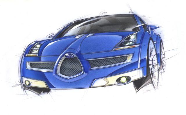 2003 Subaru concept