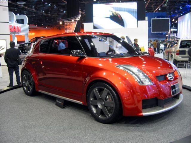 2003 Suzuki Concept S