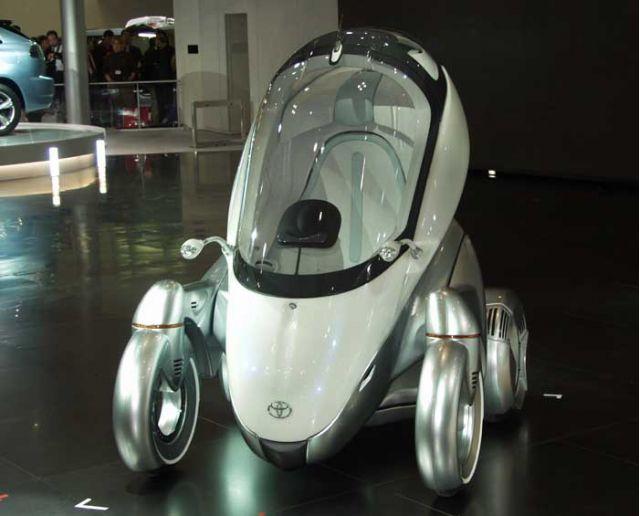 2003 Toyota PM conceptt