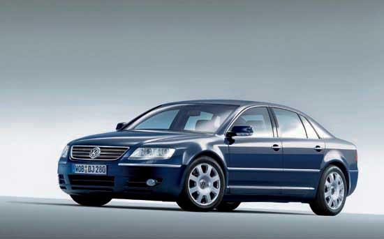 2003 Volkswagen D1