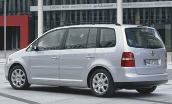 2003 Volkswagen Touran