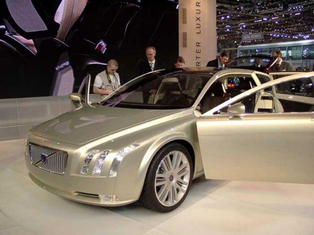 2003 Volvo Versatility Concept