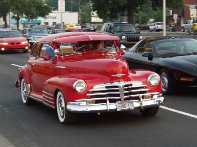 2003 Woodward Dream Cruise