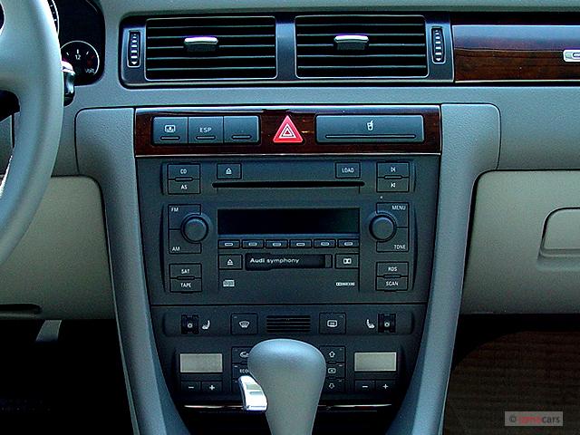 image 2004 audi a6 4 door sedan 2 7t s line quattro auto. Black Bedroom Furniture Sets. Home Design Ideas