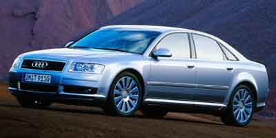 2004 Audi A8 L