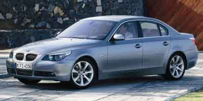 2004 Bmw 5 Series Review Ratings Specs Prices And Photos The Car Connection