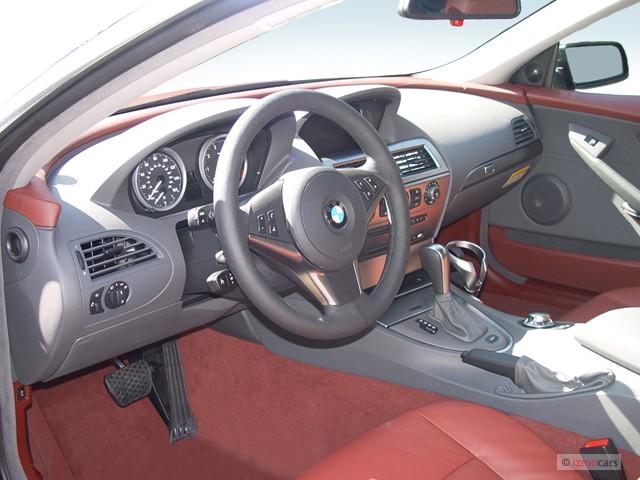 Image BMW Series Ci Door Coupe Dashboard Size X - 2006 bmw 645ci