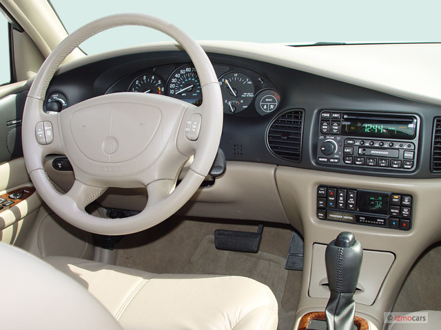 Buick Regal Door Sedan Ls Dashboard M