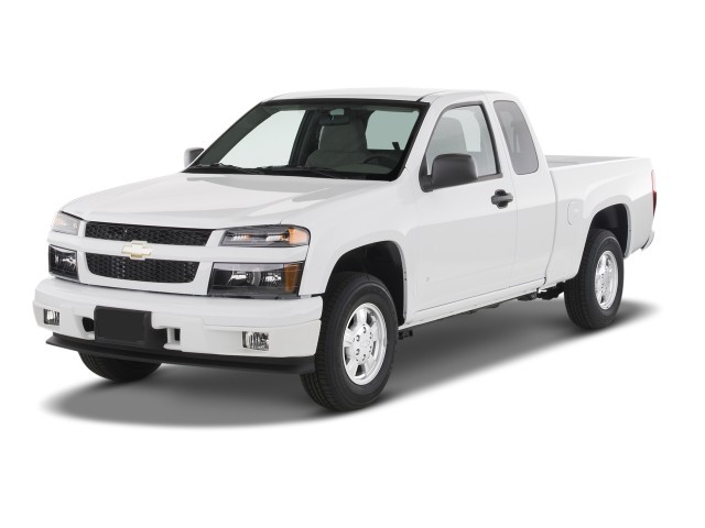 2009 Chevrolet Colorado (Chevy) Review, Ratings, Specs ...