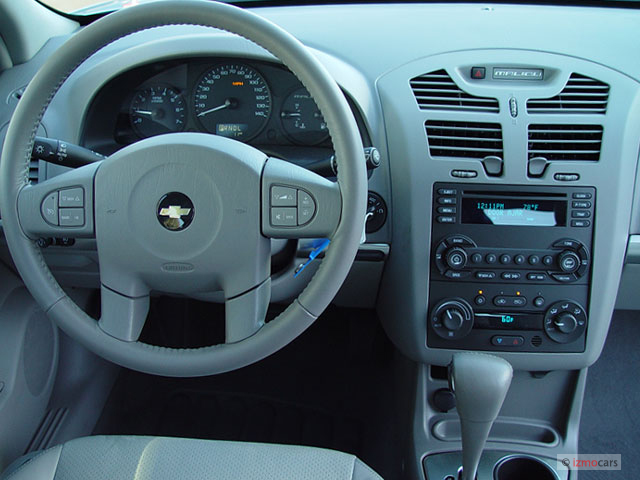 Used Nissan Altima For Sale >> Image: 2004 Chevrolet Malibu 4-door Sedan LT Dashboard, size: 640 x 480, type: gif, posted on ...