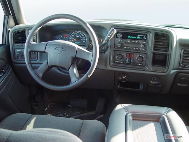 """Image: 2004 Chevrolet Silverado 3500 Crew Cab 167"""" WB 4WD ..."""