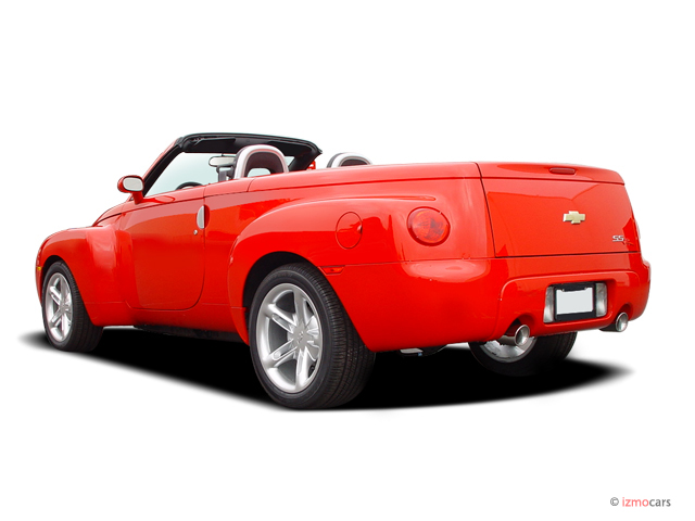 2004 Chevrolet Ssr Chevy Review Ratings Specs Prices And