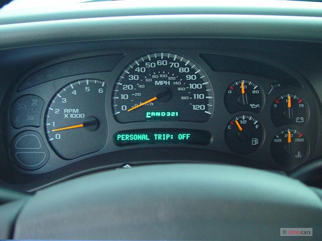 Image 2004 Chevrolet Suburban 4 Door 1500 4wd Ls