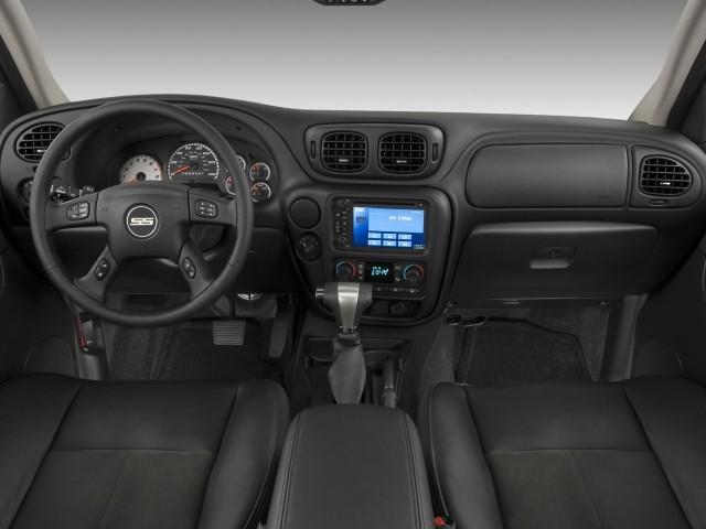 Image: 2008 Chevrolet TrailBlazer 2WD 4-door SS w/1SS ...