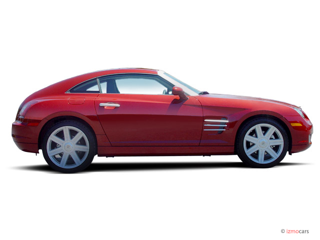 Image: 2004 Chrysler Crossfire 2-door Coupe Side Exterior View, size