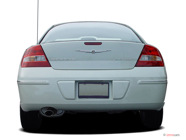 Image 2004 Chrysler Sebring 2004 2 Door Coupe Limited