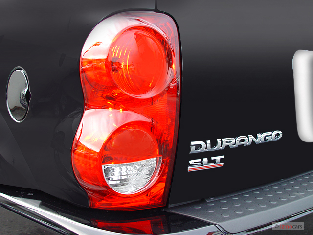 Dodge Durango Door Wd Slt Tail Light M on 2001 Dodge Durango Slt
