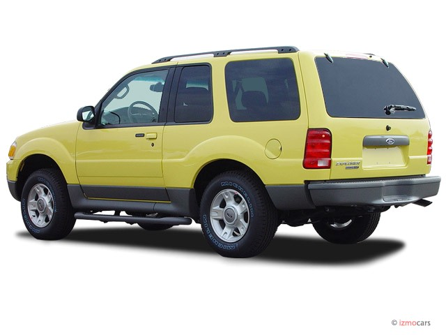 image  ford explorer sport trac  door  wb xlt premium angular rear exterior view size