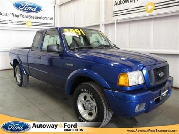 2004 Ford Ranger used car