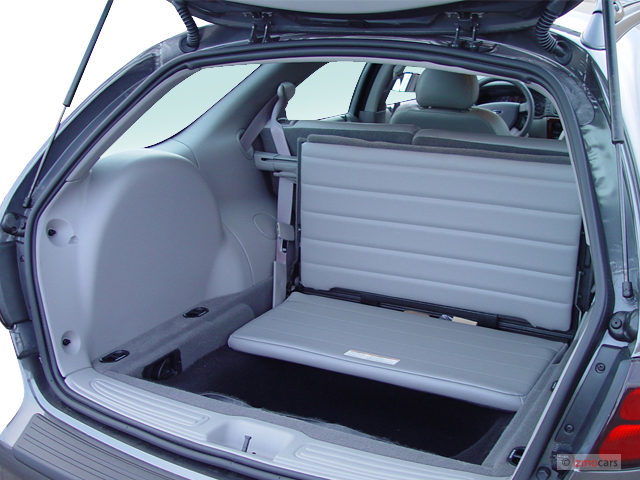 Image 2004 Ford Taurus 4 Door Wagon Sel Trunk Size 640