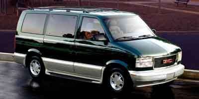 2004 GMC Safari Passenger