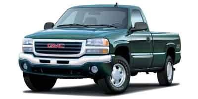 2004 GMC Sierra 2500 Work Truck
